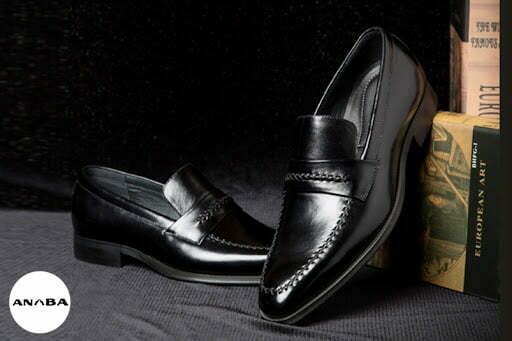 sản xuất giày da