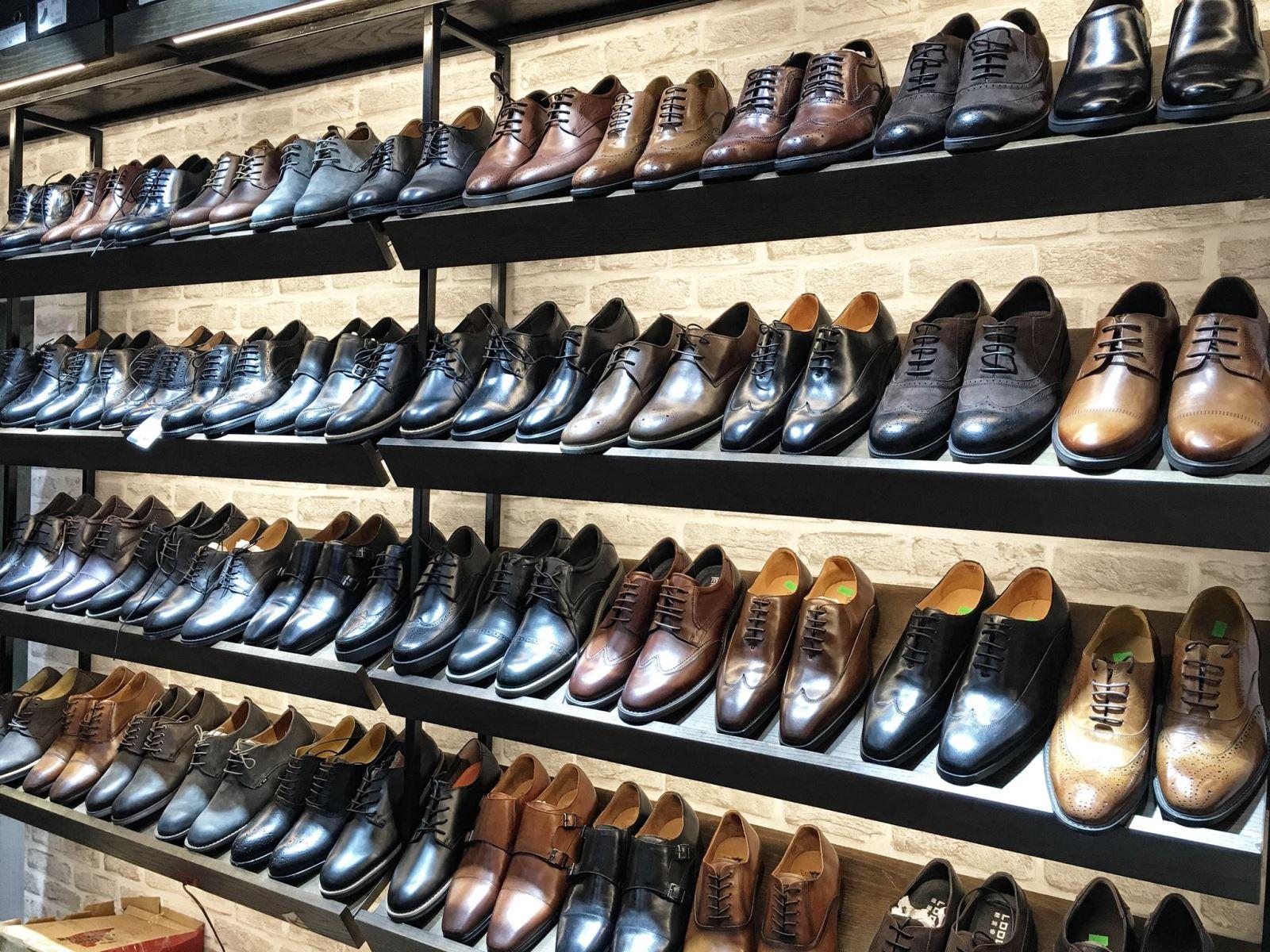 kinh doanh sản xuất giày dép