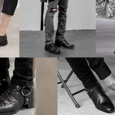 nguồn giày