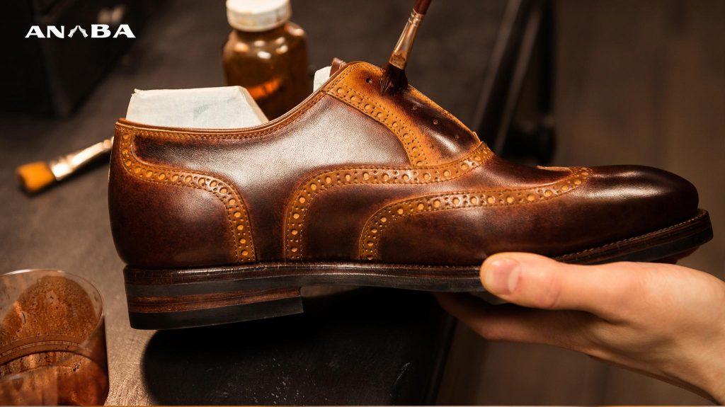 gia công giày theo yêu cầu