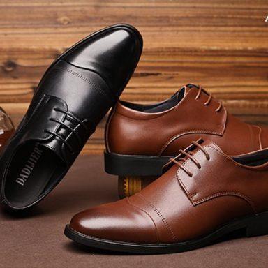 xưởng giày nam giá sỉ