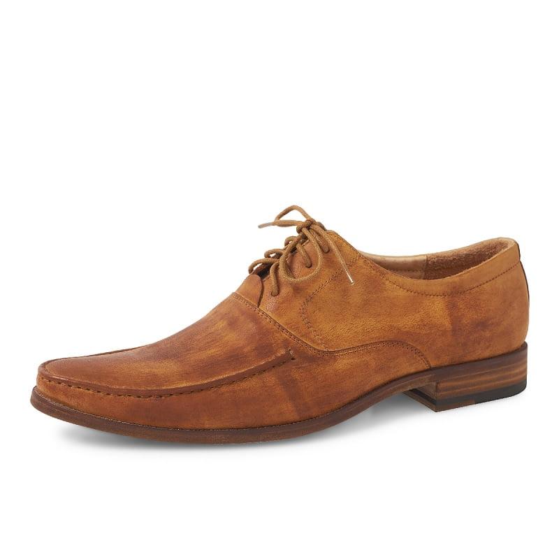 Giày tây da lộn thời trang