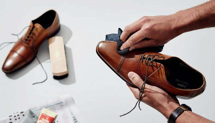 Cách vệ sinh giày da nam hiệu được bóng, sạch