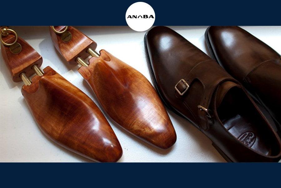 Shoestree để giữ phom cho giày da nam