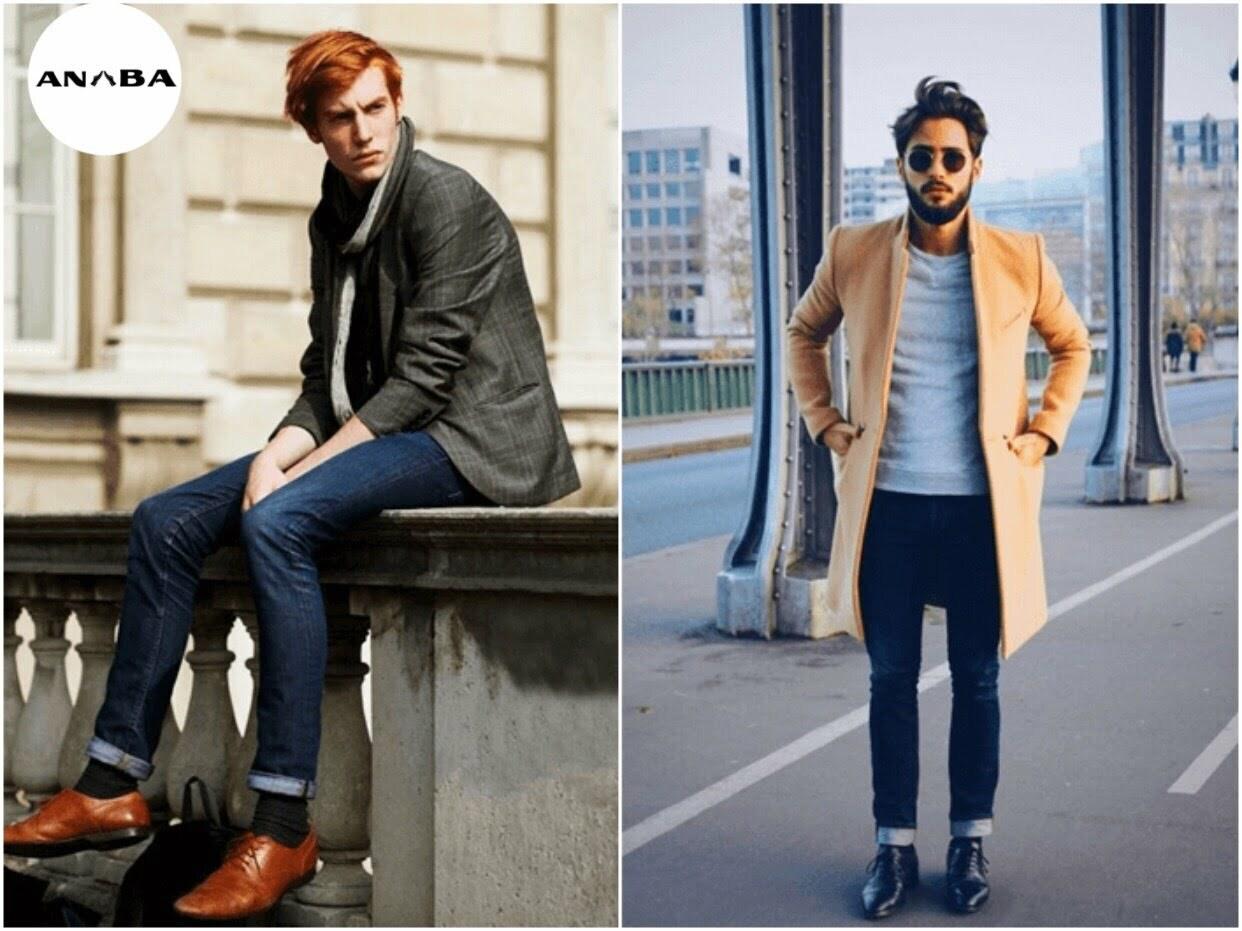 Sự lựa chọn kết hợp giữa giày da và đồ công sở sẽ giúp outfit hoàn hảo hơn