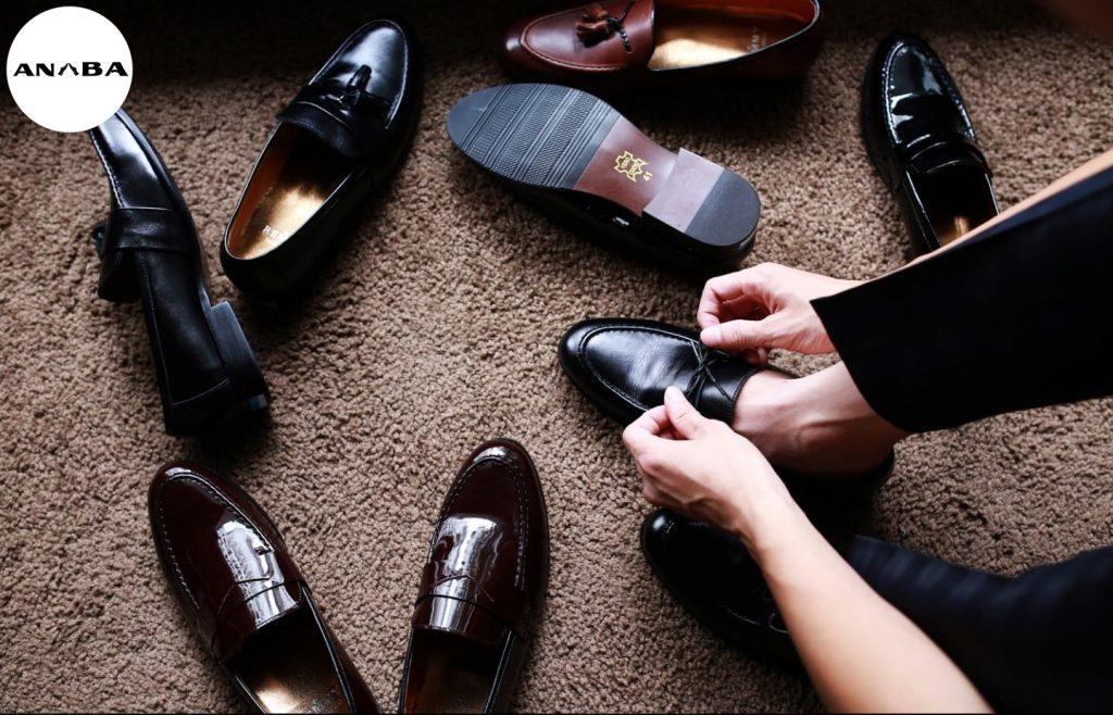 Giày Nam Thời Trang Cao Cấp Và Những Tiêu Chí Vàng Khi Chọn Mua