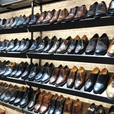 Cửa Hàng Giày TPHCM Xịn Sò Trong Top 5
