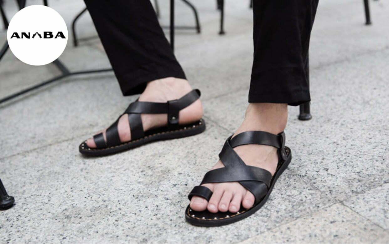 Mẫu giày Sandal cao cấp dành cho nam giới