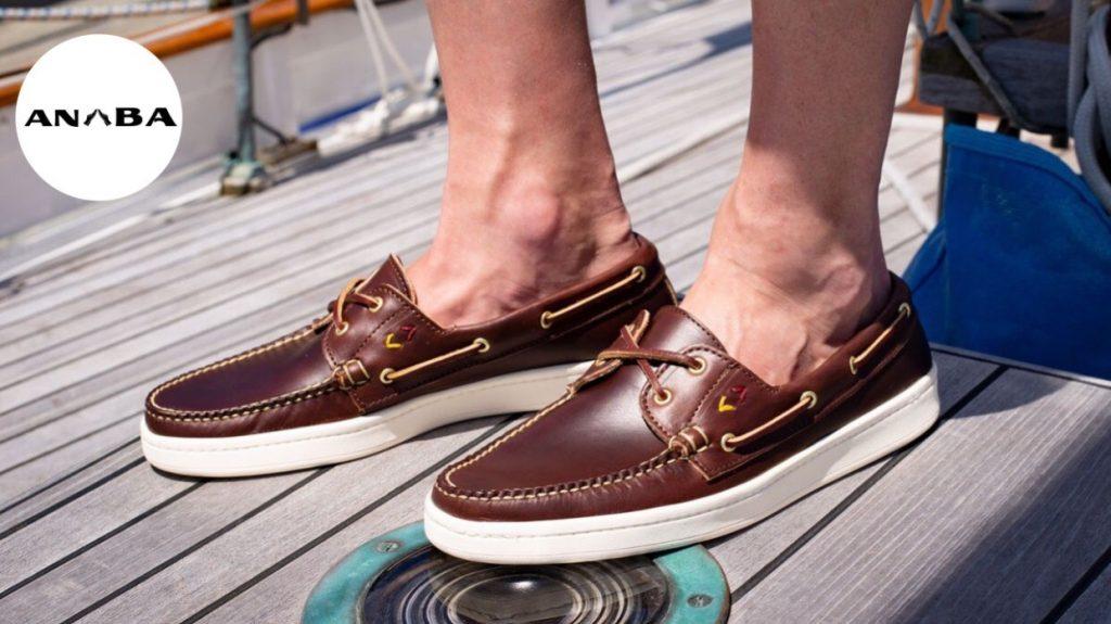 Mẫu giày da nam cao cấp cho mùa hè