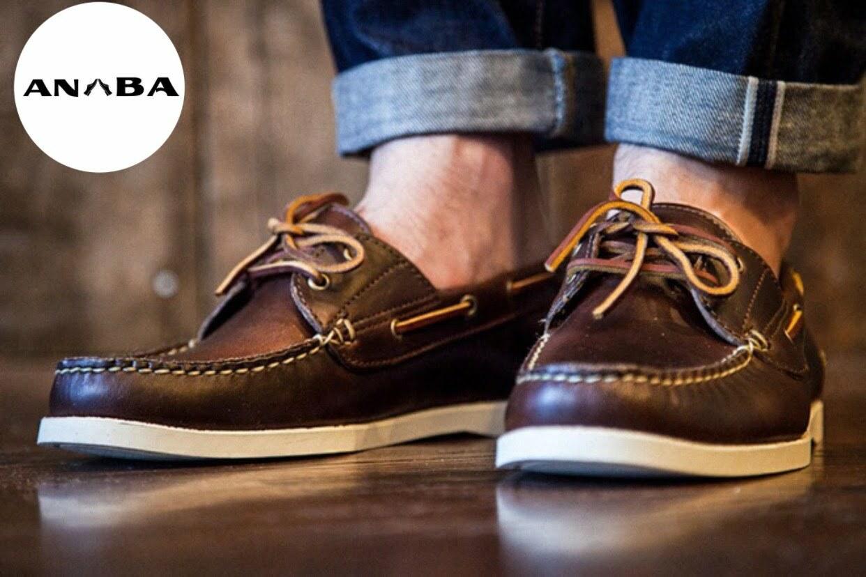 Giày boat shoes - Đôi giày tây hàng hiệu được yêu thích