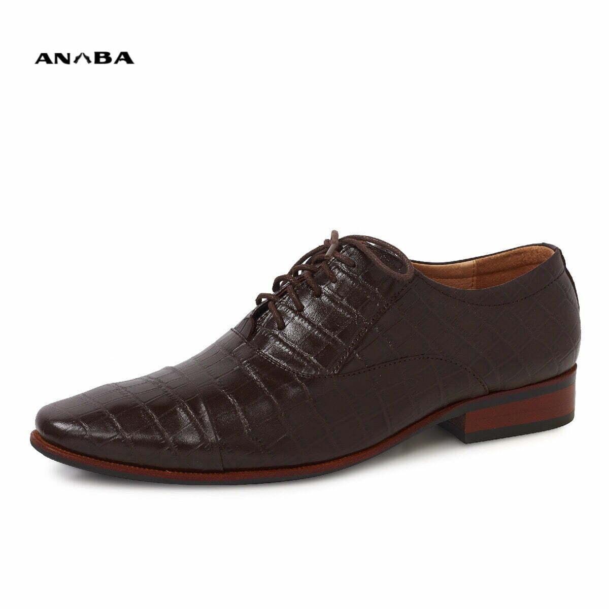 Fresh style hẹn hò cùng giày tây cao cấp AB - C305 nhà An Ba